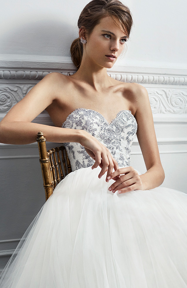 luna novias - stunning bridal gowns and cocktail dresses